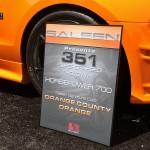 Specs for 2014 Saleen 351 Mustang