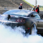Smokey Burnout - 2014 Ford Cobra Jet