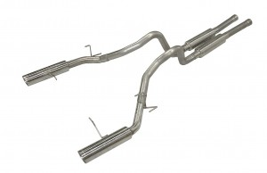 Ford Mustang Cat-back Exhaust System