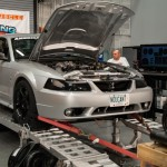 2001 SVT Cobra on Dyno