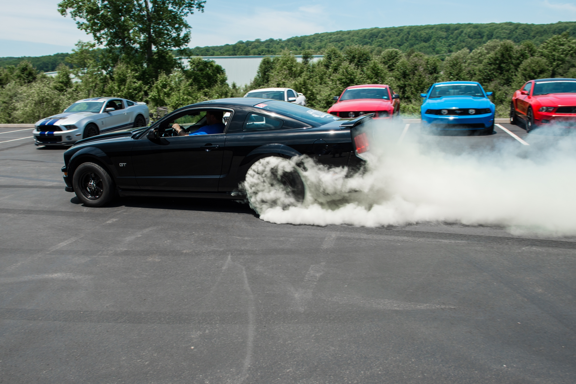 Video: Mustang Mayhem Dyno Event Recap - Over 3,500 RWHP ...mustang burnout