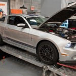 2014 Shelby GT500 at Mustang Mayhem