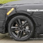 2015 Mustang Prototype Front Wheel Well