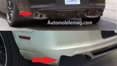 Possible 2015 Mustang Dual Exhaust Tips