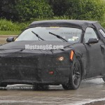 2015 Ford Mustang Road Testing