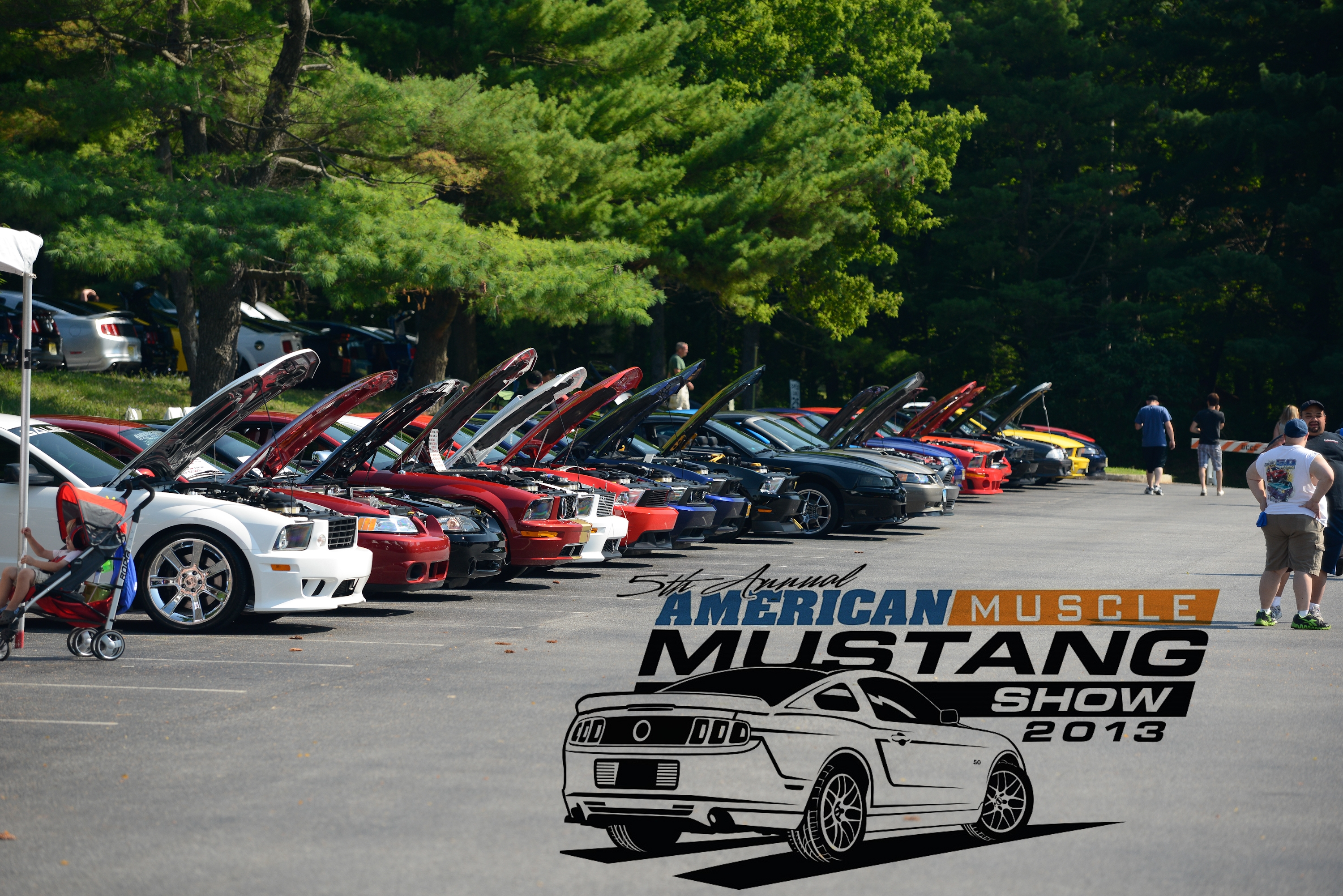 Get Ready The AmericanMuscle Car Show Is Almost Here - American muscle car show