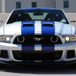 Need For Speed Mustang Hood & Intake