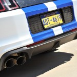 Rear Bumper of Need For Speed Shelby