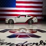 2014 Mustang GT - Thunderbird American Flag Edition