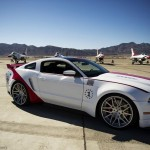 2014 Ford Mustang GT with Thunderbird Mustang GT