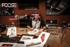 Chip Foose Will be Attending the 2013 AM Car Show