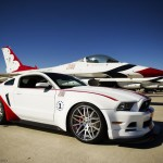 2014 Ford Mustang GT: U.S. Air Force Thunderbirds Edition