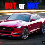 2015 Mustang Rendered - Hot or Not