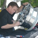Chip Foose at The 2013 AmericanMuscle Car Show