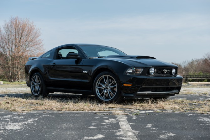employee rides stage 1 2 of dan s 2011 mustang gt build. Black Bedroom Furniture Sets. Home Design Ideas
