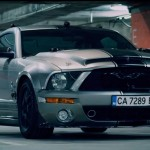 2012 GT500 SuperSnake From Getaway Movie