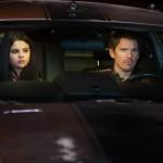 Salena Gomez and Ethan Hawke in Getaway