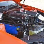 Supercharged 2014 Cobra Jet Motor