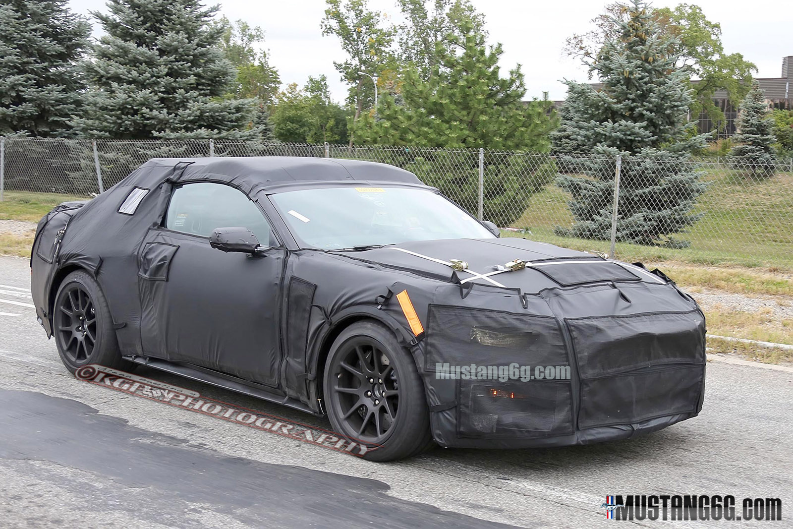 All Types terminator cobra specs : First Look: 2015 Ford Mustang SVT Cobra Spy Photos ...