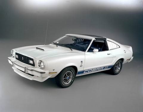 Ford's Mustang II King Cobra