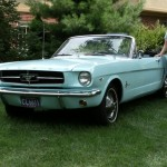 Gail Wise & Her 1964.5 Mustang - First Ever Sold