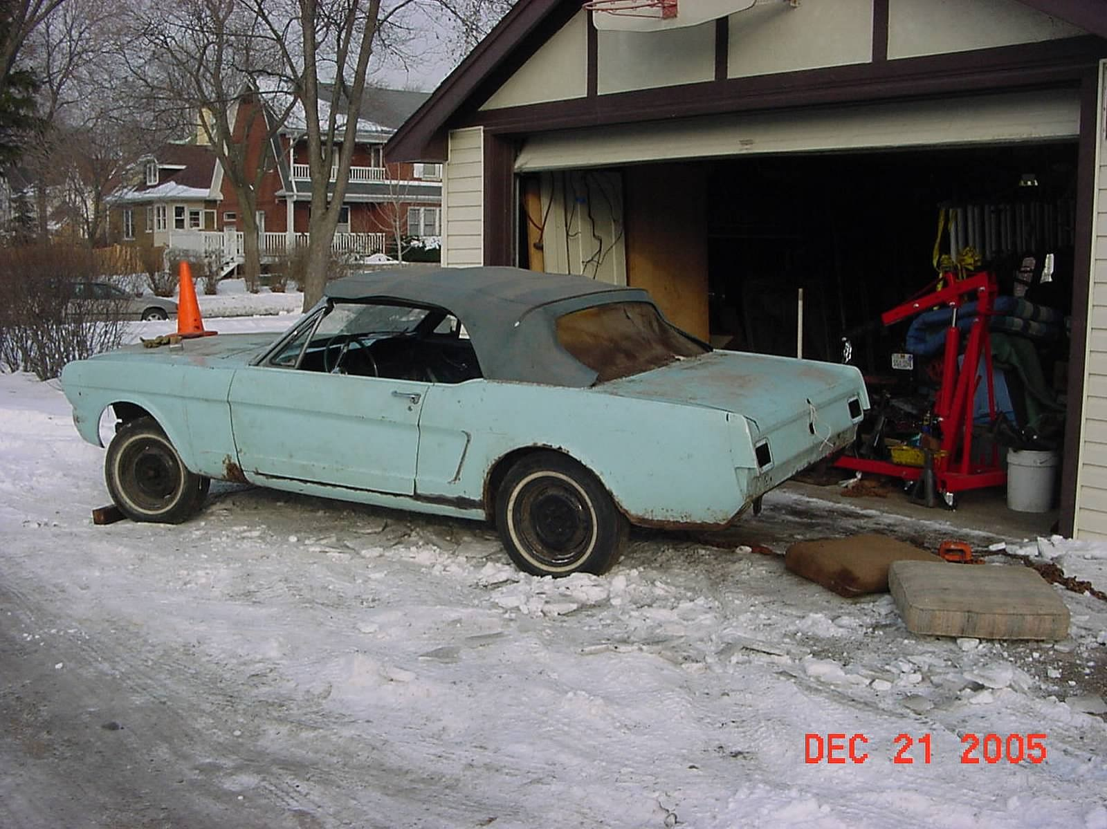 Gallery 1st Ford Mustang Ever Sold Still The Original Owner 1964 Gt Convertible 1966 1979