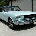 Fully Restored Ford Mustang - First Ever Sold