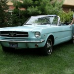 First Ever Sold 1964.5 Mustang
