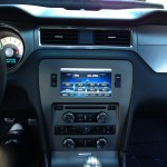 2011 Mustang GT With Raxiom Navigation