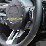 2015 Mustang Steering Wheel Buttons
