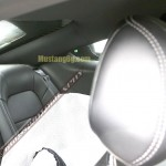 2015 Mustang Rear Seating