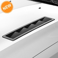 MMD Mustang Hood Vent Louvers - 2005-2009