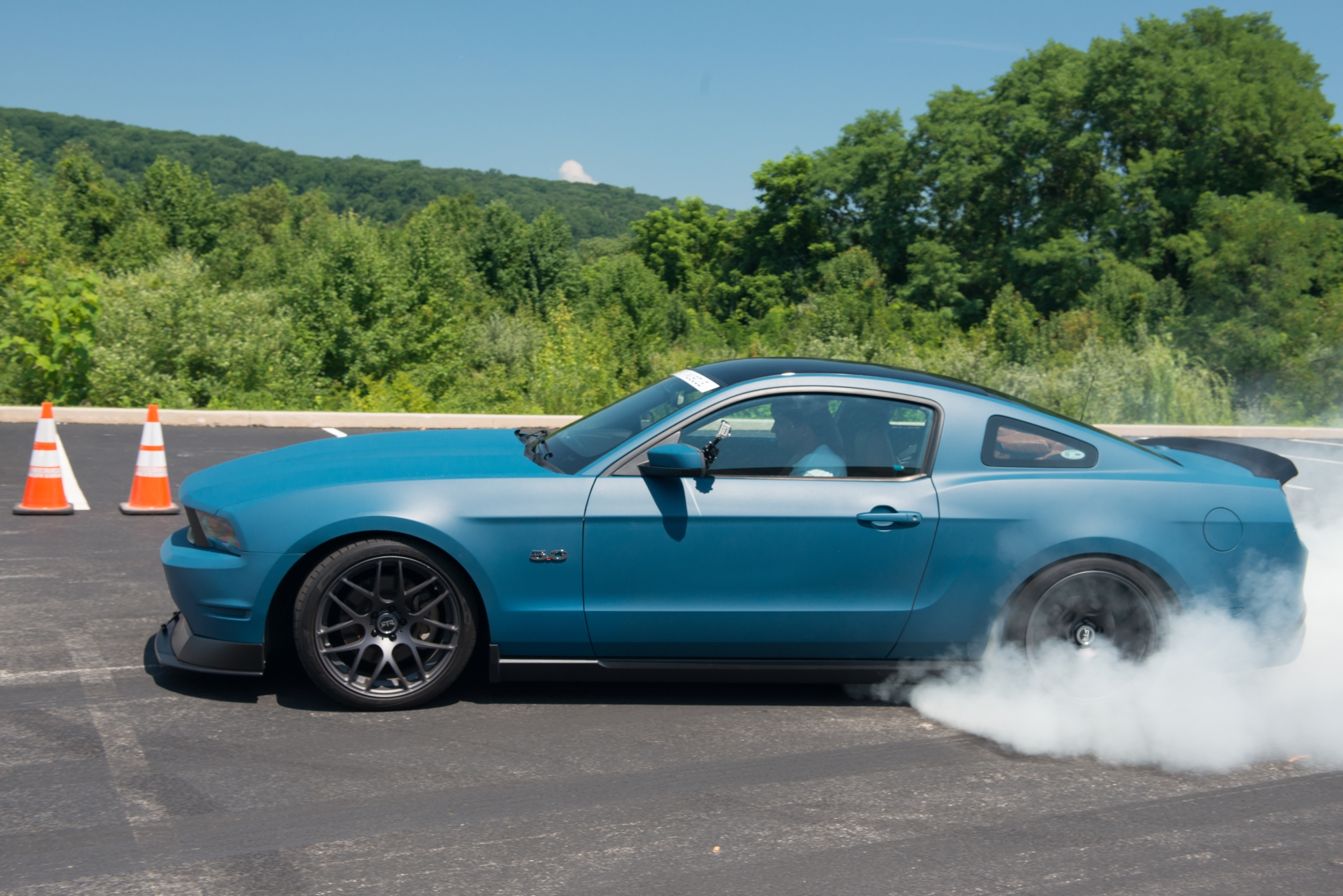 2011 ford mustang gt premium first test motor trend for Motor trend on demand problems