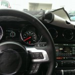 2015 Mustang Dash Gauges