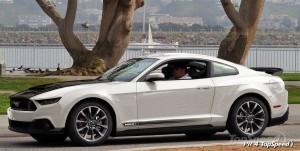 2015 Mustang Mach 1 Rendering