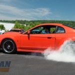 Competition Orange 2004 Mustang SVT Cobra