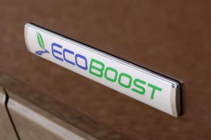 EcoBoost Future Mustang Logo