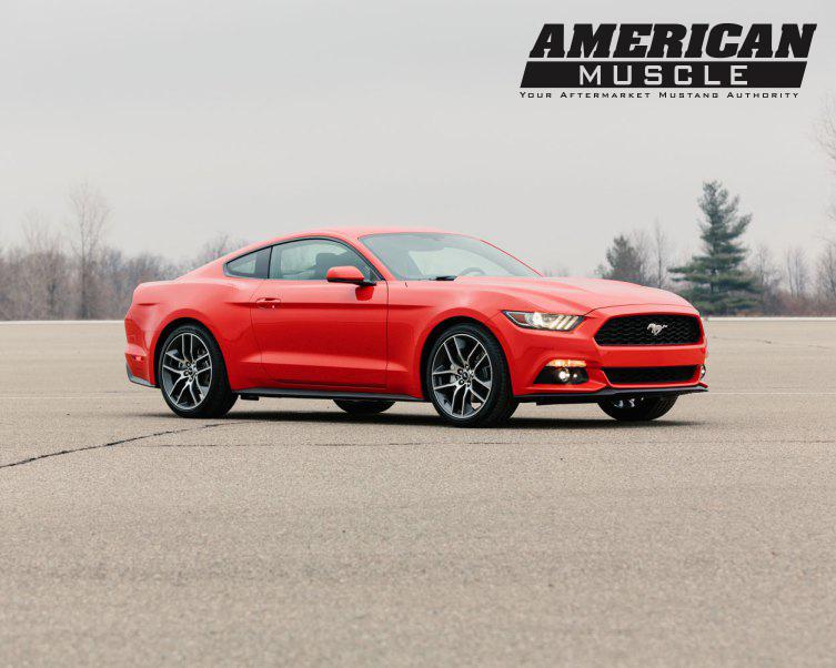 2015 Mustang Still Photo