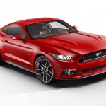 2015 Ford Mustang GT New Cover Photo