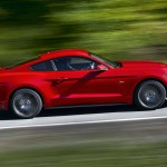 2015 Mustang GT Ford Mustang Crusing