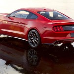 2015 Mustang Ford Rear Quarter Panel