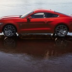 2015 Mustang GT Ford Side View