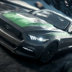 2015 Mustang From Need For Speed Rivals - Gray