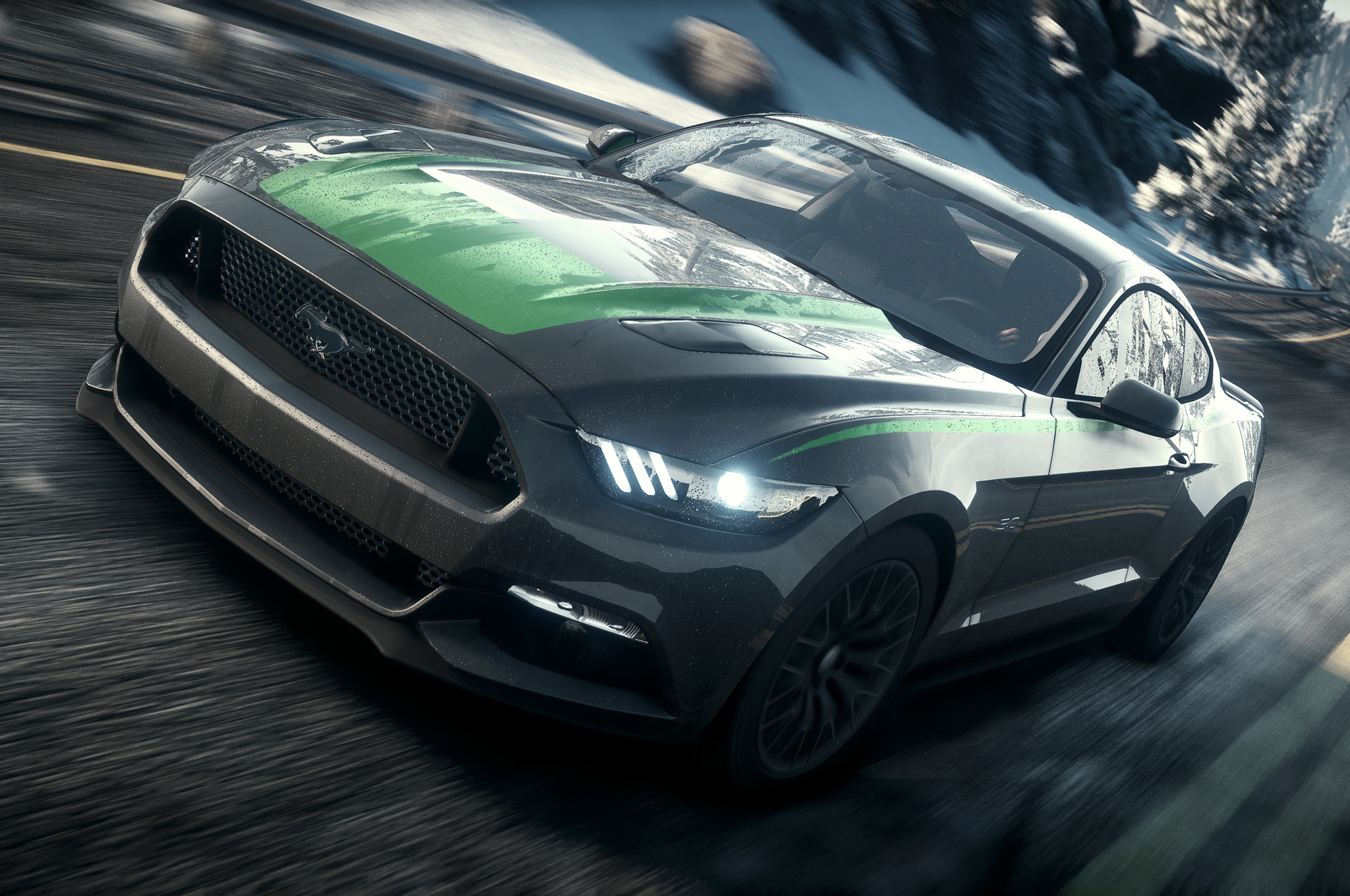 2015 Mustang Now Available As Free Download In Need For Speed