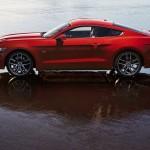 2015 Mustang GT Rain Image