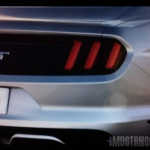 2015 Mustang GT Rear Picture