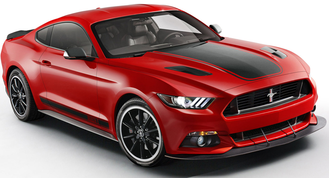 photos the 2015 ford mustang mach 1 is one bad mach americanmusclecom blog - Ford Mustang King Cobra 2015