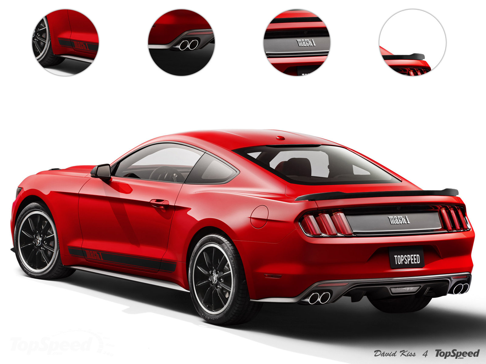 2015 Mustang Mach 1 >> Photos The 2015 Ford Mustang Mach 1 Is One Bad Mach