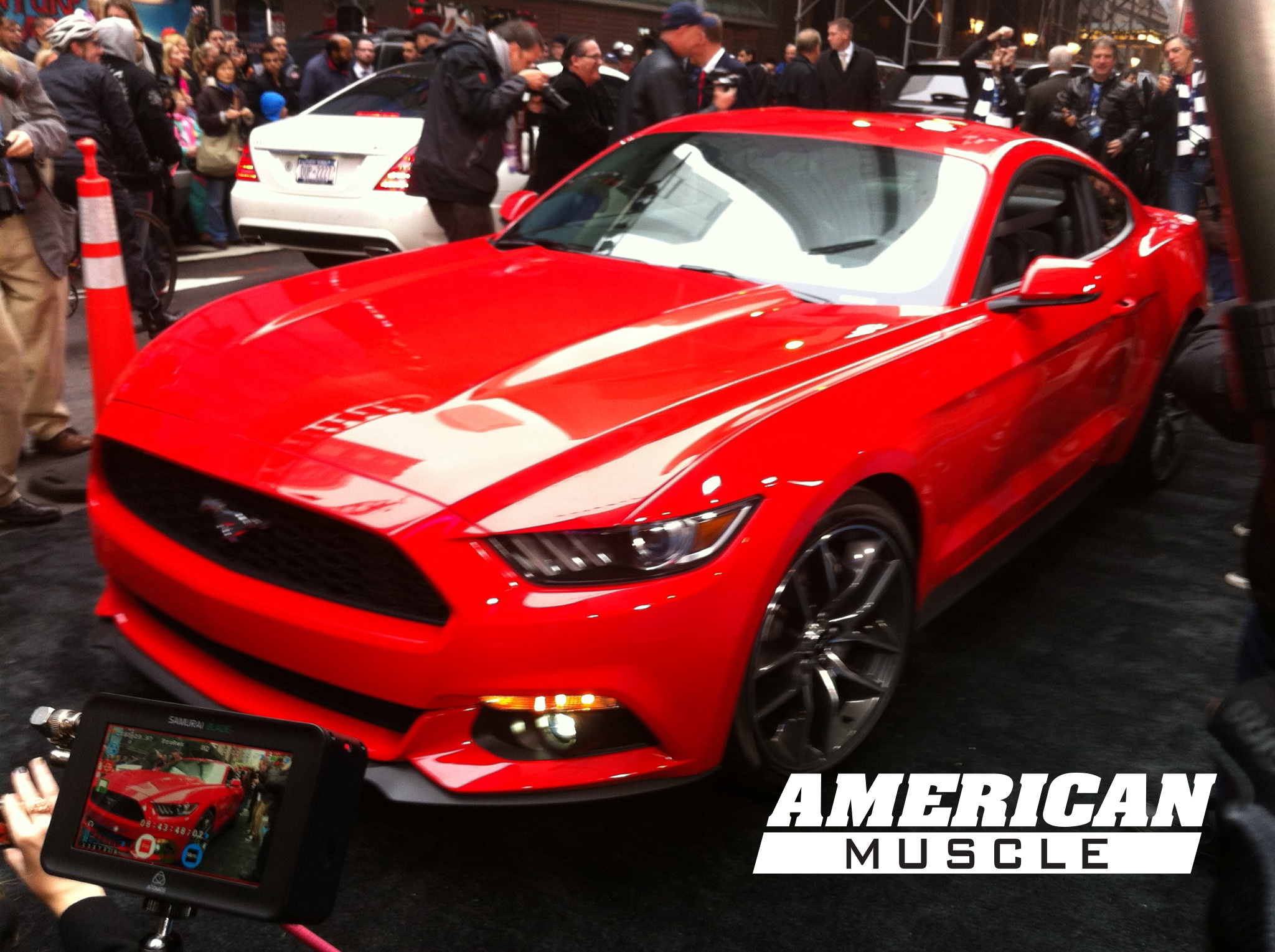 2017 Mustang Americanmuscle