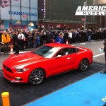 2015 Mustang Streets of NYC